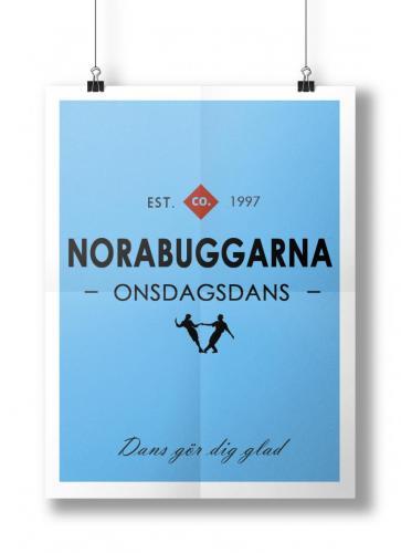 Hanging-Paper-Poster-Norabuggarna