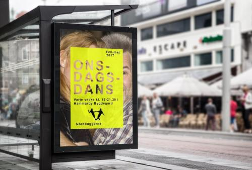 Onsdagsdans Bus Stop