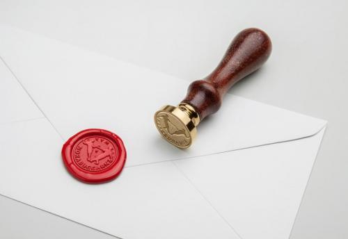 Wax Seal Stamp NB2